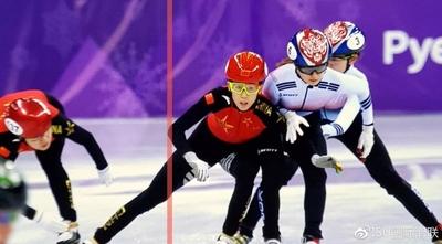 中国队为何犯规?国际滑联拿出了一张照片,结果网友们炸了